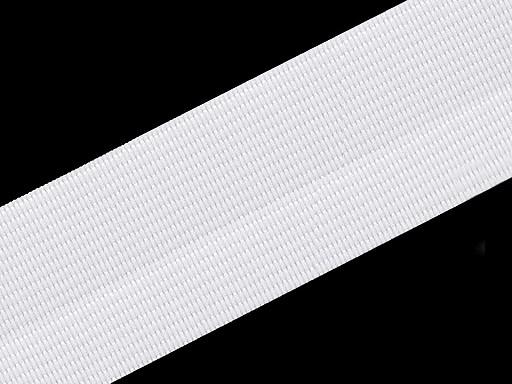 Guma hladká šírka 40mm tkaná