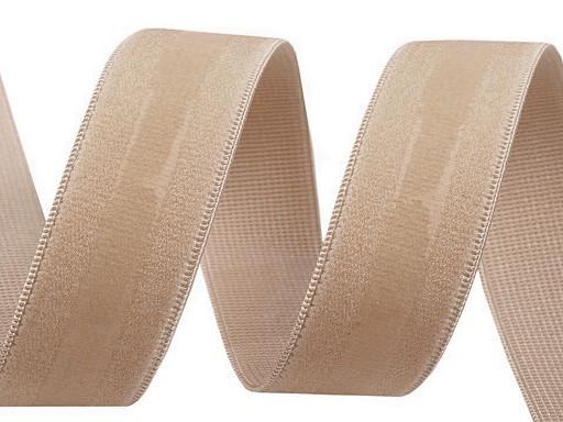 Pruženka šíře 20 mm se silikonem