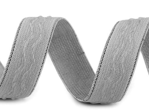 Pruženka šíře 19 mm se silikonem