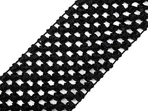 Síťovaná pruženka šíře 7 cm tutu