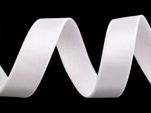 Pruženka saténová / ramínková šíře 20 mm
