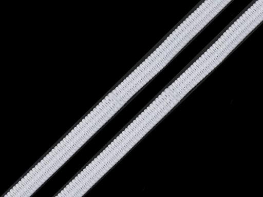 Plochá guma šírka 3 mm