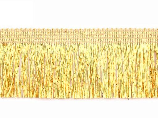 Leonské třásně šíře 40 mm