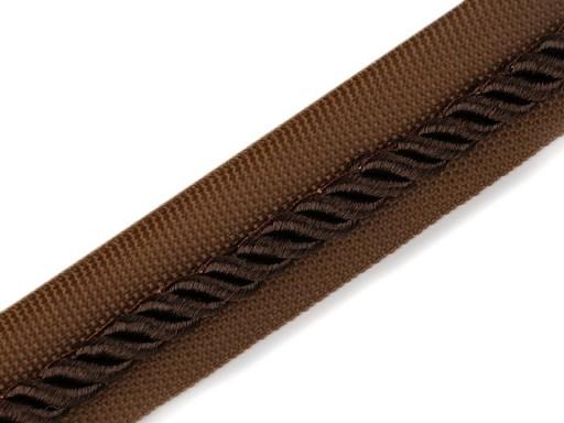 Wypustka szerokość 20 mm ze sznurkiem skręcanym
