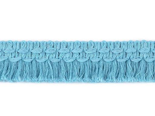 Bavlněné třásně šíře 25 mm