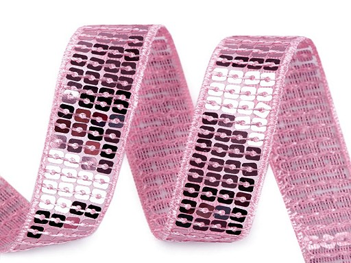 Flitrový prýmek šíře 22 mm
