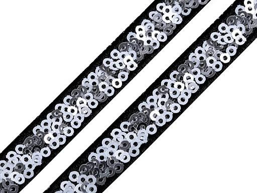 Flitrový prýmek šíře 13 mm