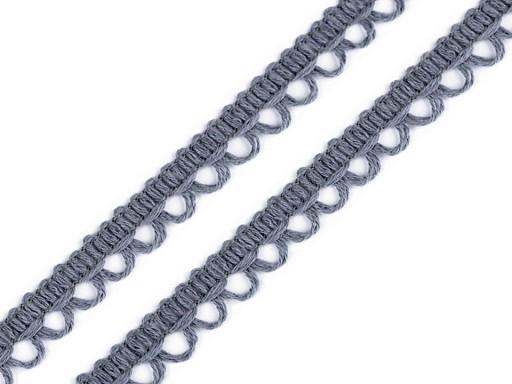 Bavlněný prýmek šíře 9 mm