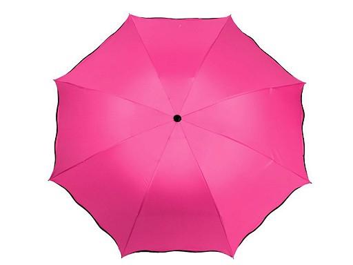 Dámský skládací deštník kouzelný