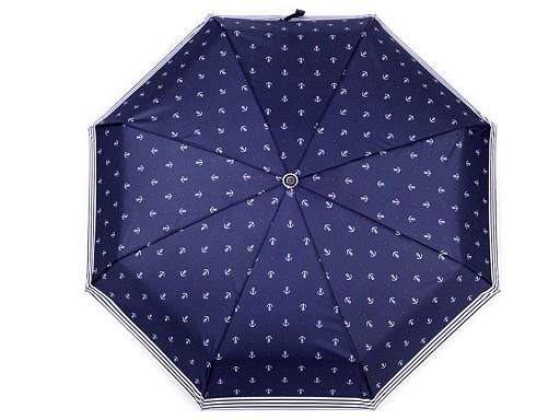 Skladací mini dáždnik kotvy
