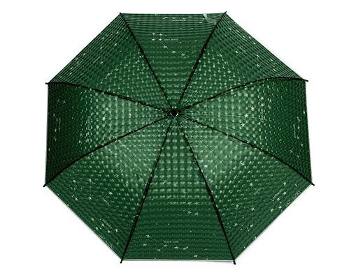 Dámský vystřelovací deštník souhvězdí