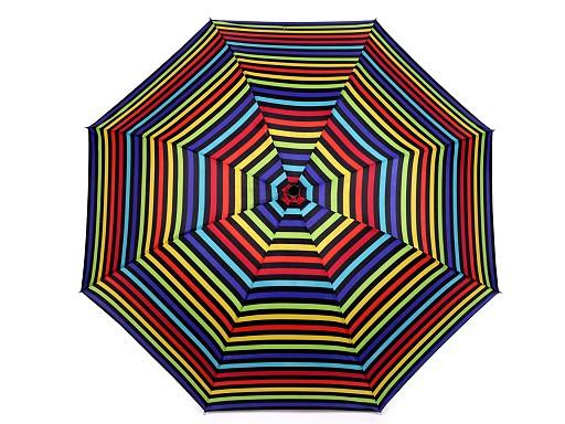 Parasolka damska składana paski