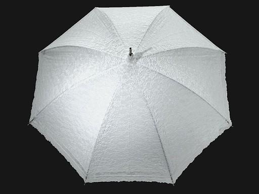 Dámský deštník krajkový