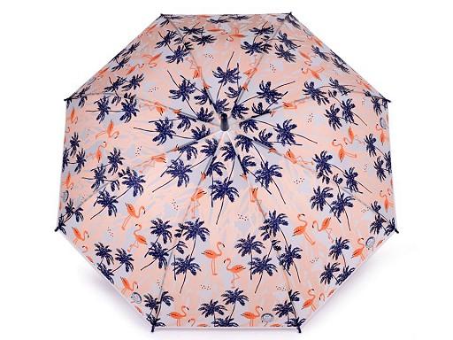 Dámský / dívčí deštník plameňák