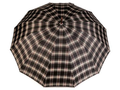 Deštník károvaný