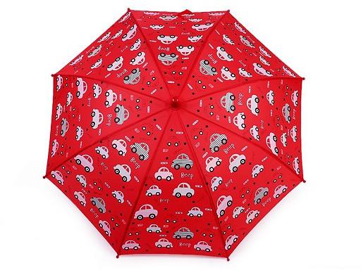 Parasolka dziecięca zmieniająca kolory babeczki, potwory, samochody