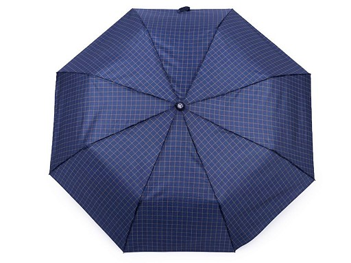 Pánský skládací vystřelovací deštník