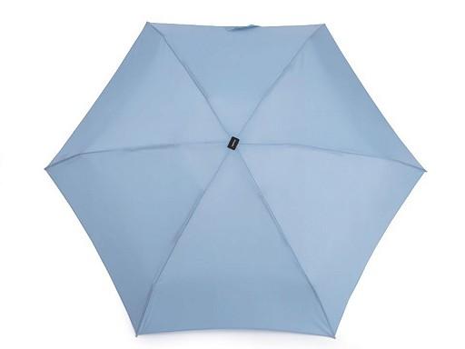 Dámský mini skládací deštník ultra lehký