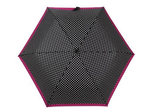 Dámský skládací deštník ultra lehký