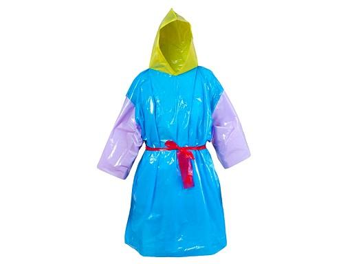 Dětská pláštěnka pelerína 120-140 cm