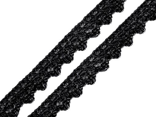 Bavlnená čipka šírka 10 mm paličkovaná
