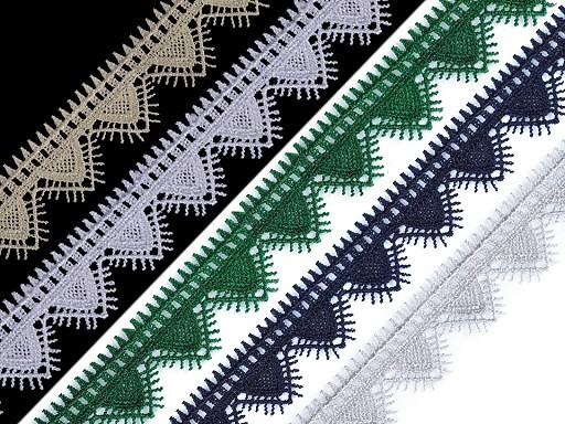 Vzdušná krajka šíře 30 mm