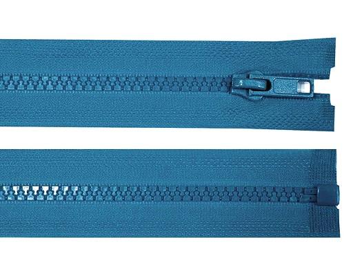 Kostěný zip šíře 5 mm délka 40 cm bundový