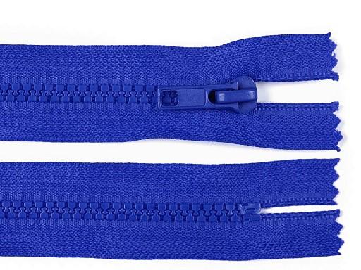 Plastic Zipper width 5 mm length 16 cm
