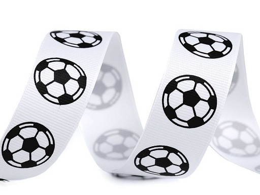 Lampas / rypsová stuha míče šíře 26 mm