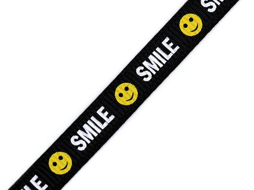 Trouser Side Stripe / Clothing Braid Smile width 10 mm