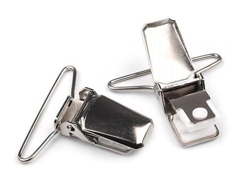 Metal Suspender Clip width 36 mm