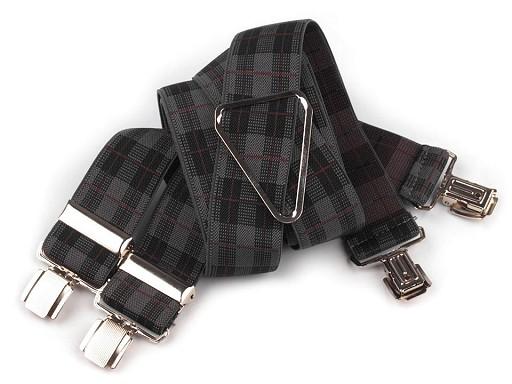 Bretele pantaloni tip X, diverse modele