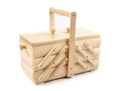 Cutie rabatabilă pentru accesori de cusut