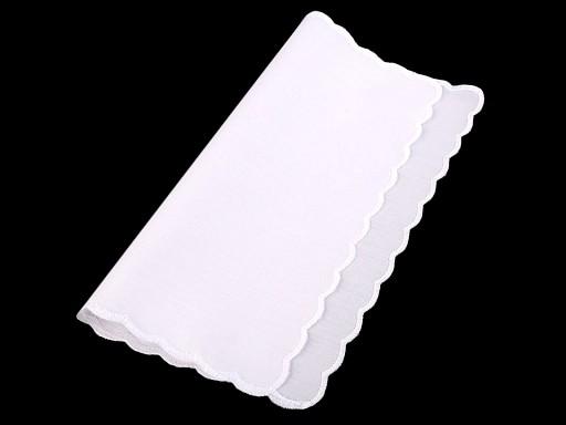 Sakkotuch / Taschentuch für Sakko aus Baumwolle