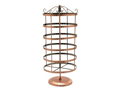 Rotating Earring Display Stand Ø20 cm height 47cm 2nd Quality