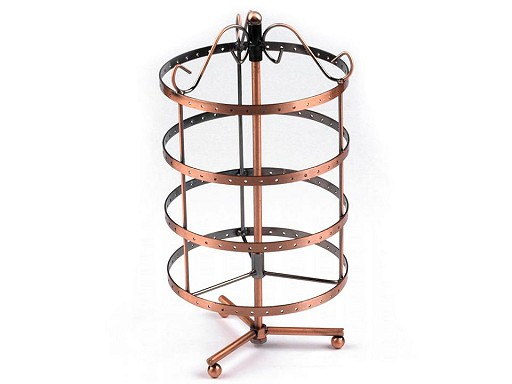 Rotating Earring Display Stand 30cm