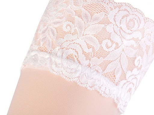 Pančuchové nohavice dámske CALZE samodržiace