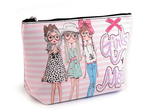 Kosmetická taška / pouzdro 13x23 cm s potiskem