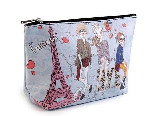 Kozmetická taška / puzdro 13x23 cm s potlačou