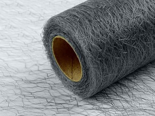 Pavučinka / stuha dekorační šíře 14-15 cm