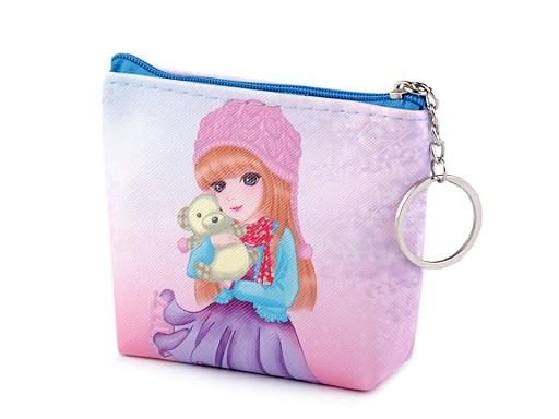 Peňaženka / puzdro 10x12 cm