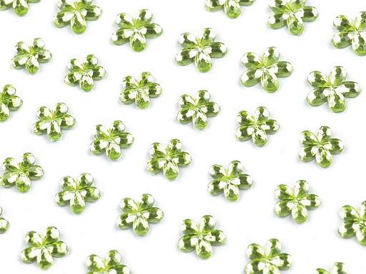 Kwiatki samoprzylepne Ø6-12 mm
