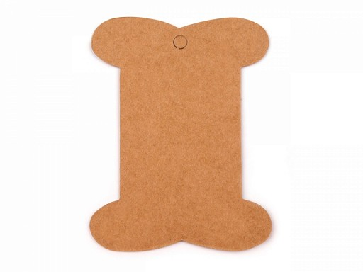Papírová karta 8x10,5 cm