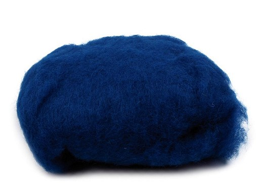 Wool Fleece Roving 20 g carded
