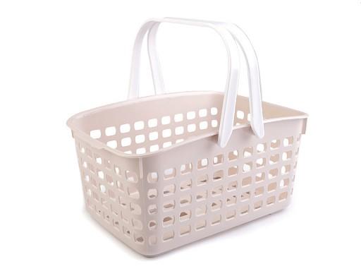 Plastový košík 14x20,5x30,5 cm
