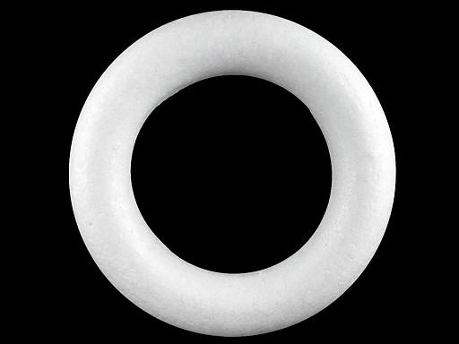 Věnec Ø33 cm polystyren seříznutý