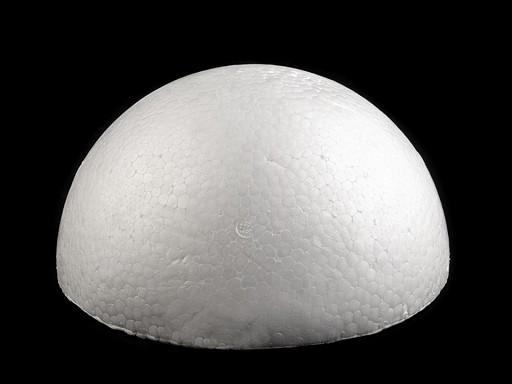 Pologuľa Ø19 cm polystyrén