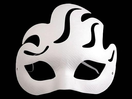 Maska karnawałowa do zdobienia