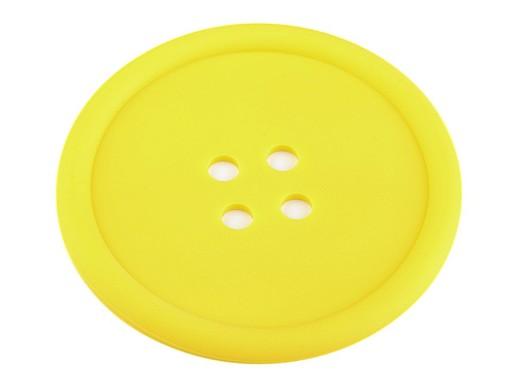 Cup Coaster Silicone Button Ø9 cm