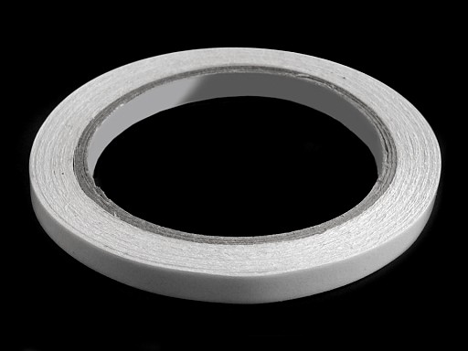 Oboustranná lepicí páska šíře 8 mm, 10 mm, 12 mm